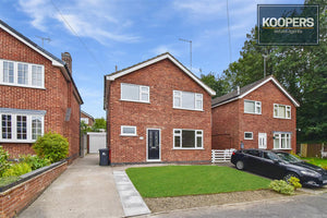 House for Sale Alfreton Amber Grove DE55 5PA