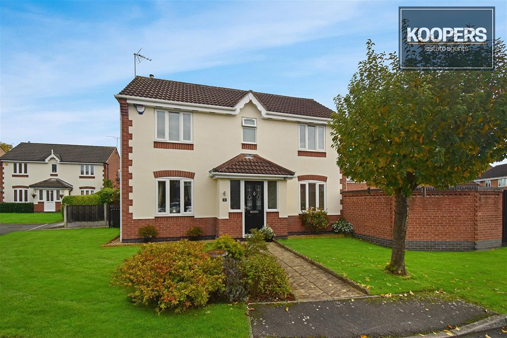 Houses for Sale in South Normanton Kynance Close