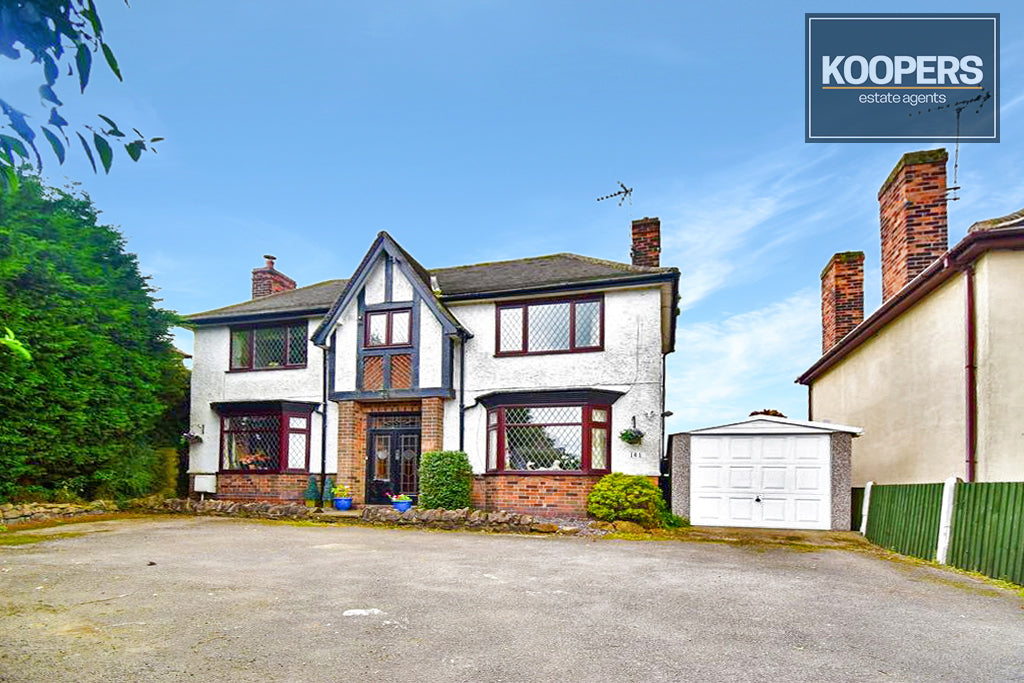 houses for sale in Pinxton Alfreton Road