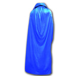wrestler blue cape