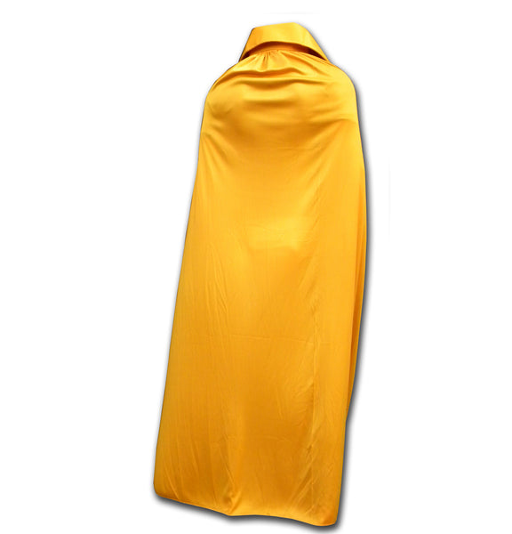 Mexican Luchador Wrestling wrestler gold cape