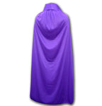 wrestler purple cape