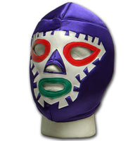 Saeta purple wrestler mask