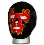 Devil wrestler mask