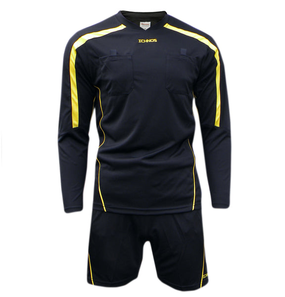 Ichnos adult size soccer football referee kit