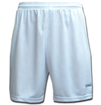 Ichnos adult size white team football shorts