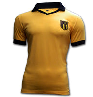 Penarol retro cotton football shirt