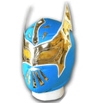 Sin Cara blue wrestler mask