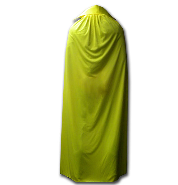 wrestler yellow cape