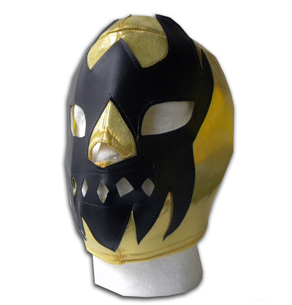 Savage America mexican wrestler gold mask