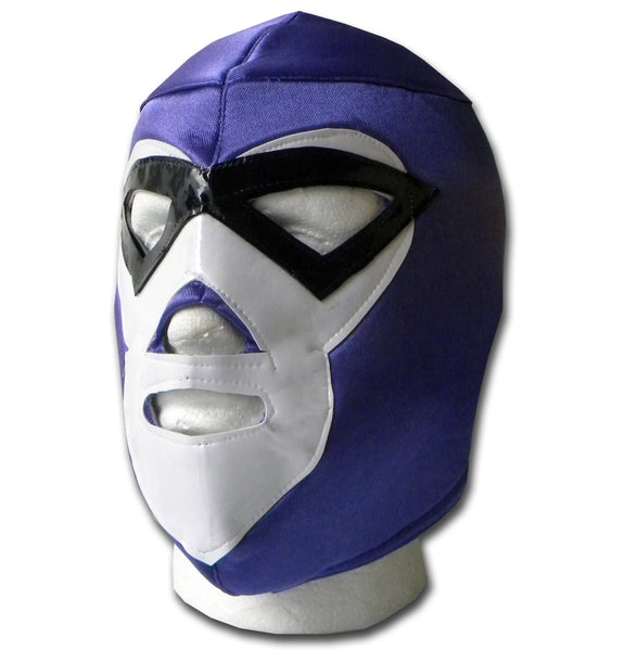 Purple Ghost mexican luchador wrestler mask