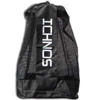 Ichnos Koru Fire pack of 10 size 5 footballs with ball carrier sack