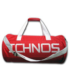 ichnos red travel sport bag