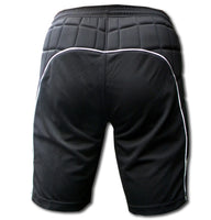 ICHNOS Senior football goalkeeper padded shorts