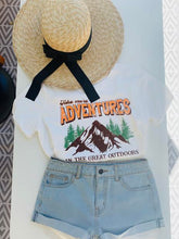 Load image into Gallery viewer, Take More Adventures Tee