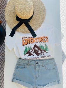 Take More Adventures Tee