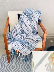Samya Throw Blanket