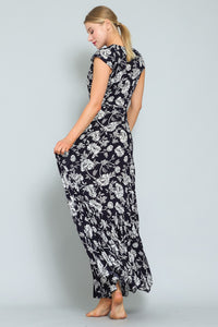 Savanna Wrap Dress