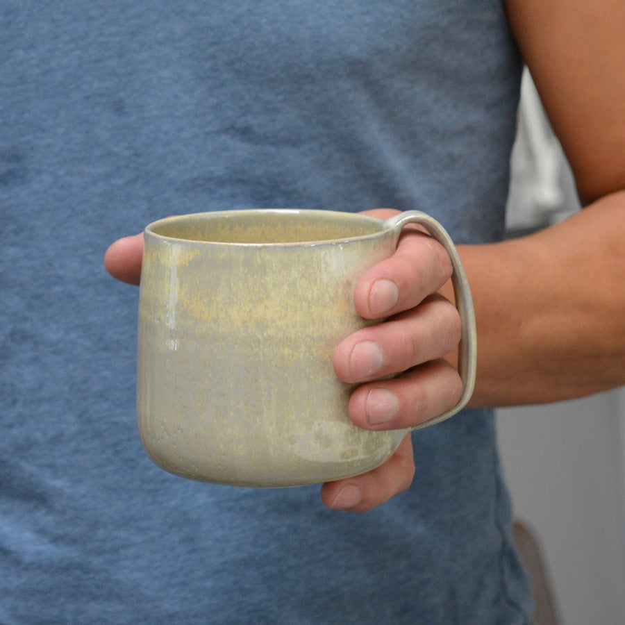 XXL Lazy & Relax mug in Ivory 500ml. (16,9 Fl.Oz.)