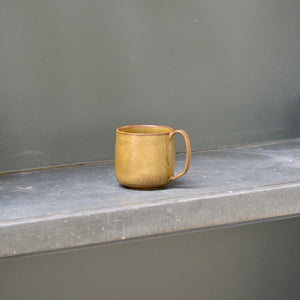 Lazy & Relax mug in Bronzite