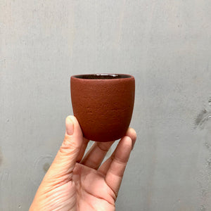 Barista cups - Red Earth - 80ml.