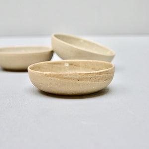 Recycled N&S - mini bowls - condiment size.