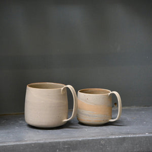 lazy and relax mugs in different sizes smaller and very big