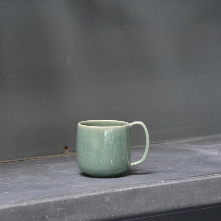 Lazy & Relax mug in Jade