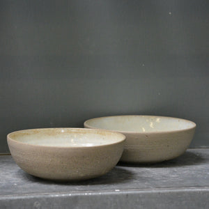 Recycled N&S - Granola & more bowls - Magnesite off white.