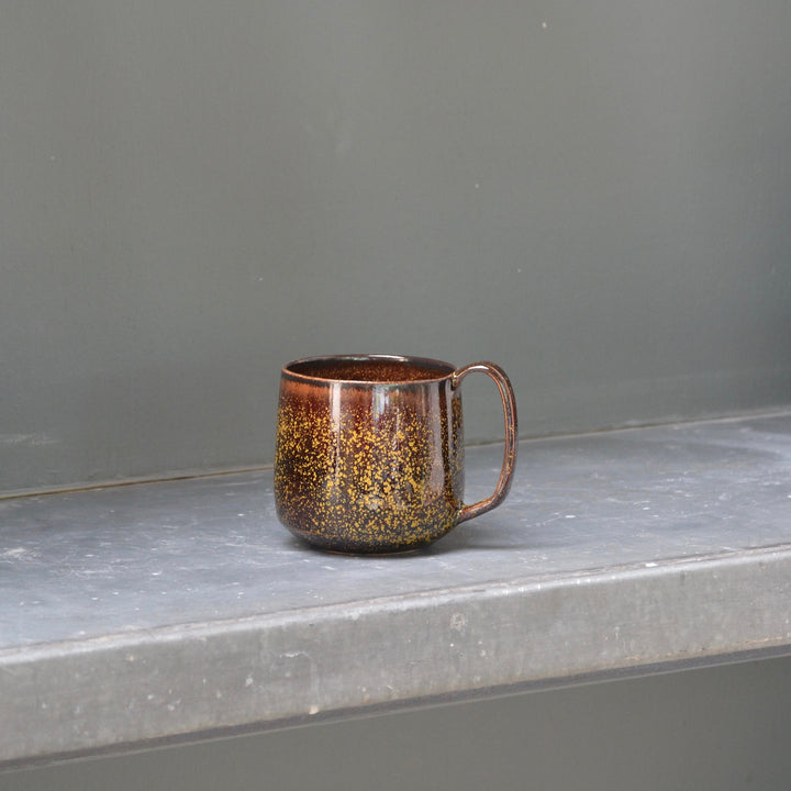 Lazy & Relax mug in Goldstone