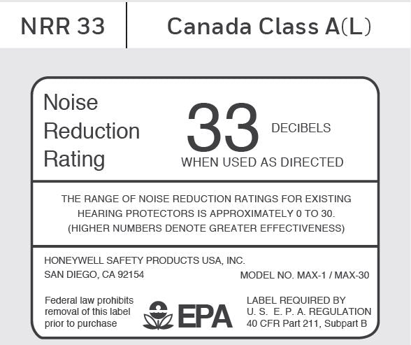 NRR Canada Class Label Example