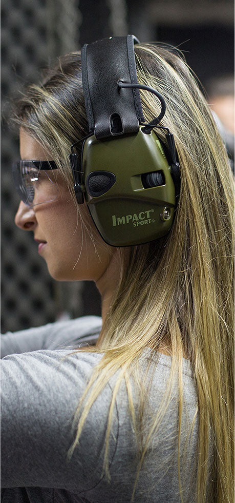 Shop Hearing & Eyewear Protection for the Range