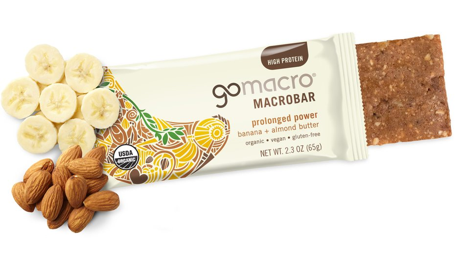 Go Macro Bar Banana Almond Butter