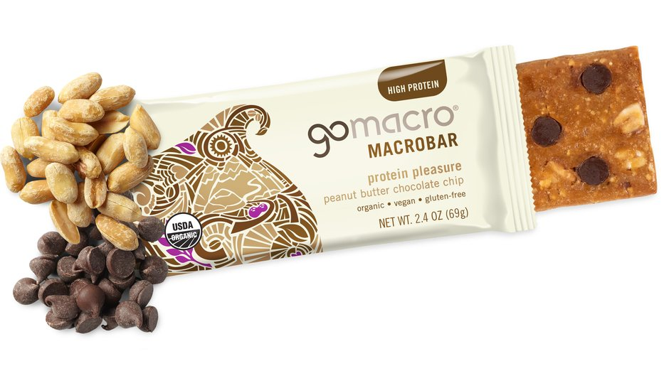 Go Macro Bar Peanut Butter Choc Chip