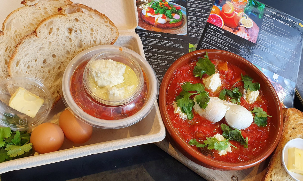 Shakshuka - Home Pack