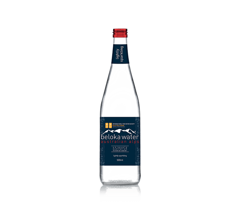Beloka Sparkling Mineral Water 500ml