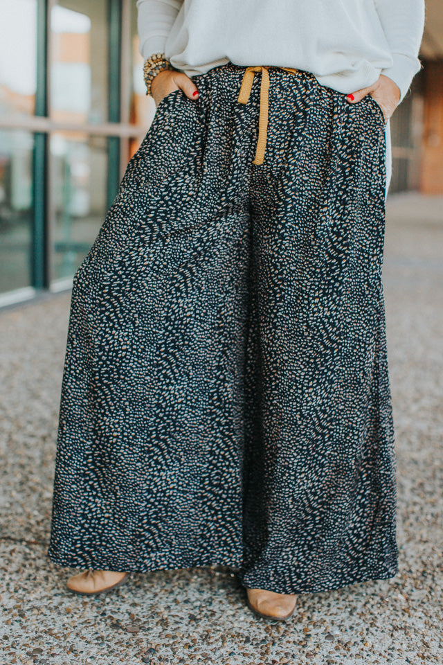 The Boss Babe Oversized Pant