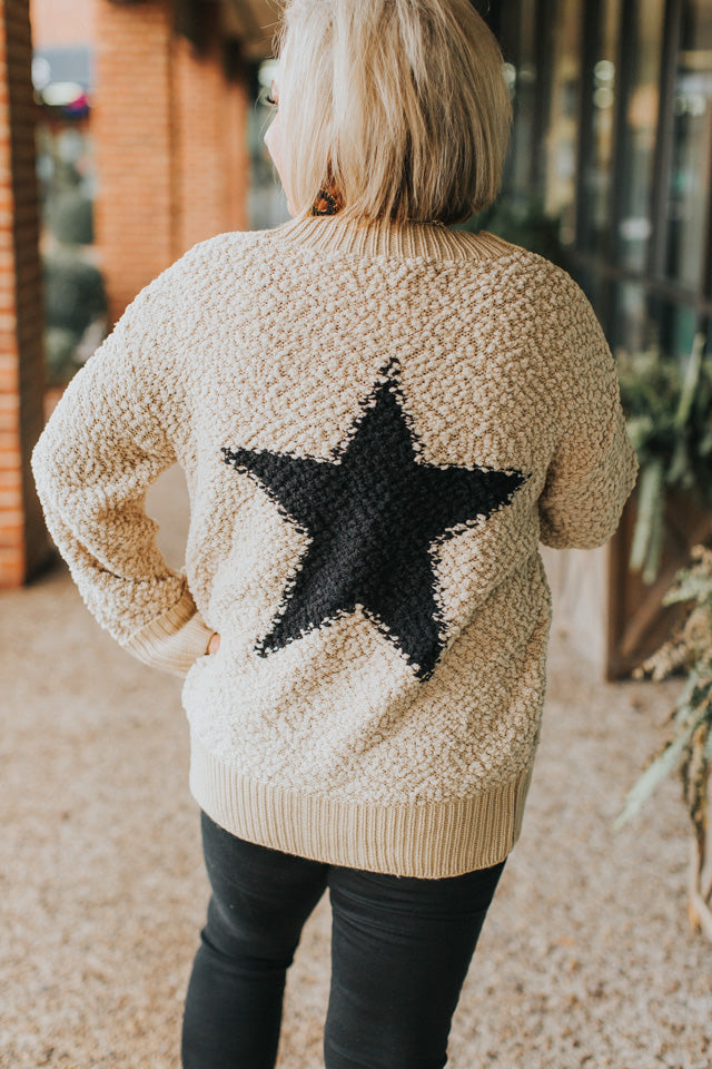Josie Star Cardigan