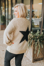 Load image into Gallery viewer, Josie Star Cardigan