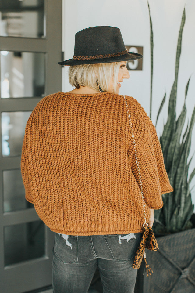 Along The Pines Sweater