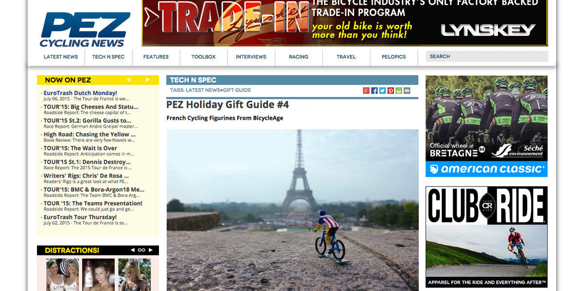 Pez Cycling News - Holiday Gift Guide #4
