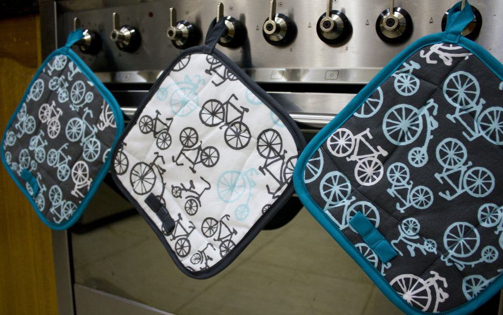 Pot Holder Black