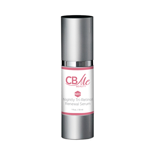 Nightly Tri-Retinol Renewal Serum - CBMe