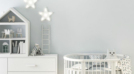 Image of a baby's room