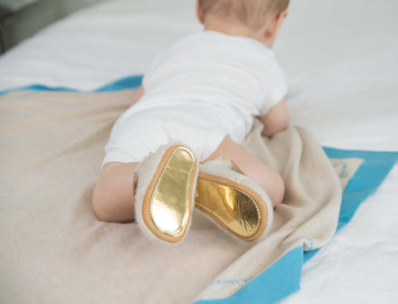 When Can a Baby Start Wearing Shoes?