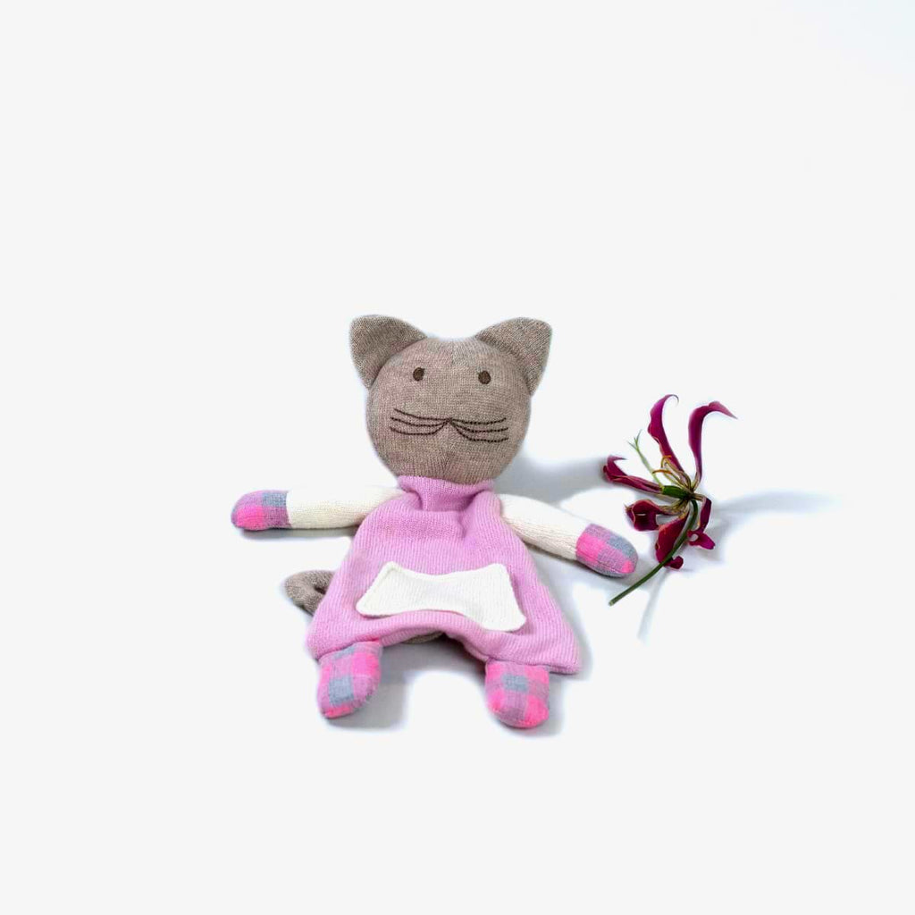 Kiwi The Cat Cashmere Plush Toy