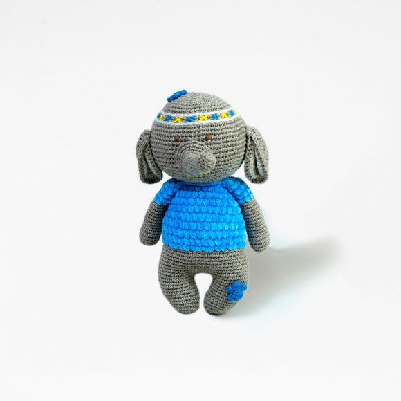 Elijah the Elephant Cashmere Toy