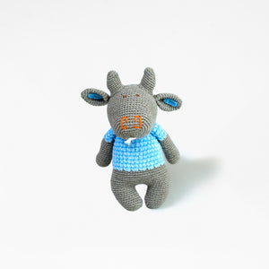 Gavin the Goat Cashmere Toy