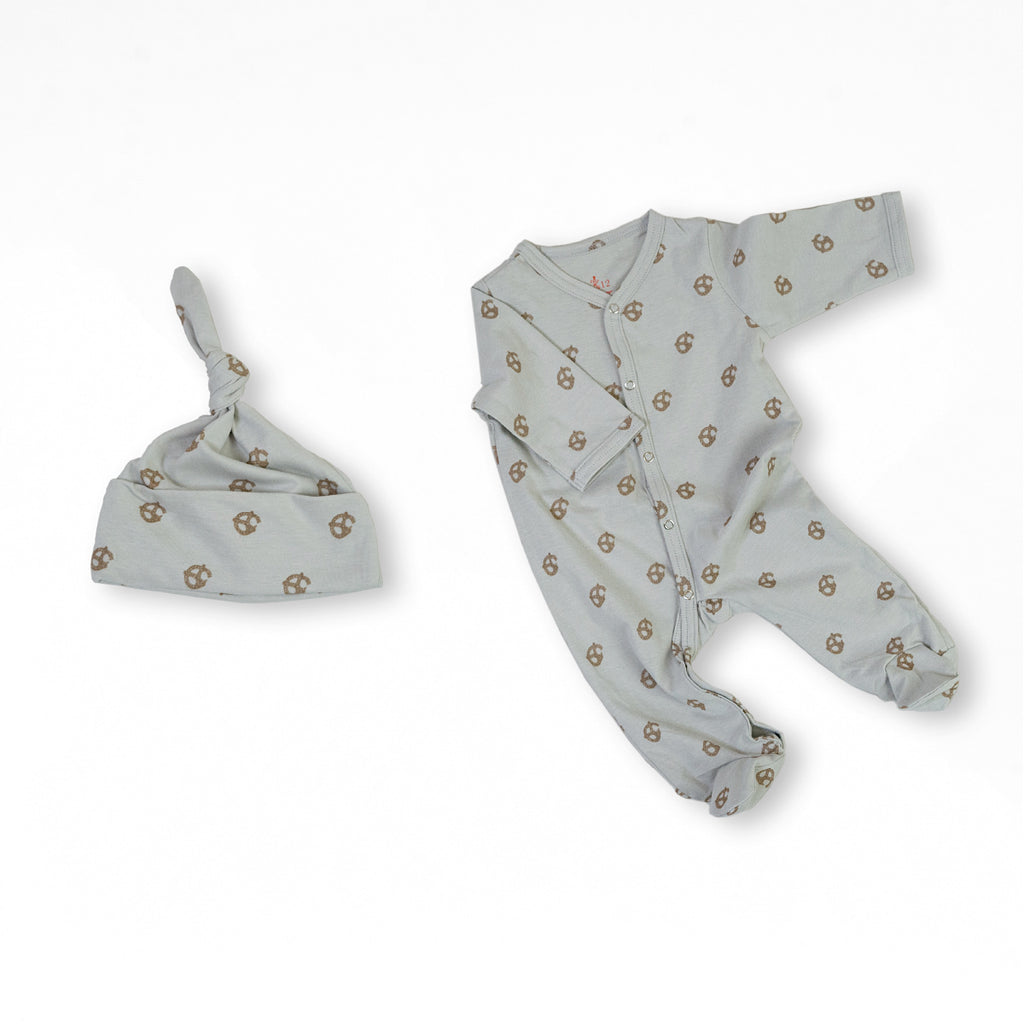 Gavin the Goat Organic Cotton Baby Set 3