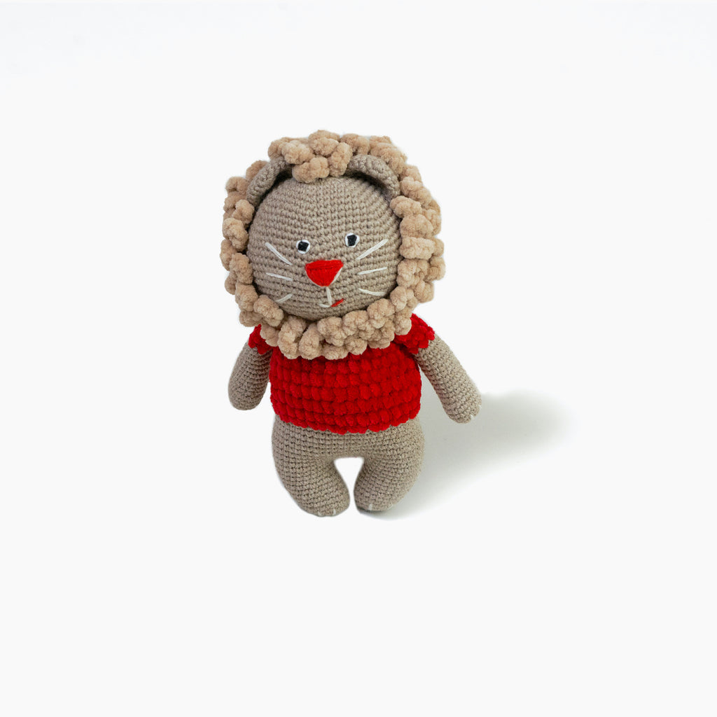 Liam the Lion Cashmere Toy